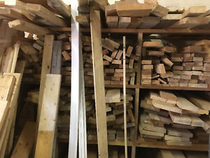 Dry Firewood / off cuts and Kindling