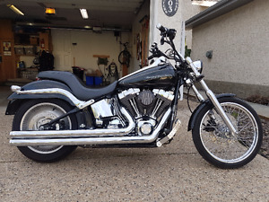2005 Softail Deuce With lots of extras