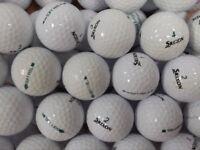 Srixon AD333 Golf Balls x 50. A Grade Condition