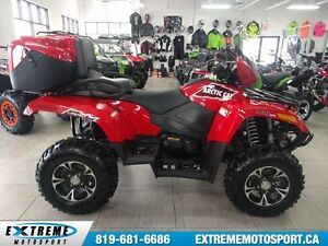 2015 Arctic Cat TRV 550 Limited EPS !! POWER STEERING !! 36,51$/