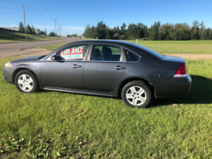 2011 CHEVROLET IMPALA SE-VERY CLEAN! REDUCED!