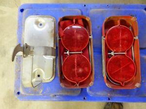 Reflectors emergency vehicle