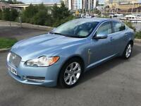 2010 JAGUAR XF LUXURY V6 SALOON PETROL
