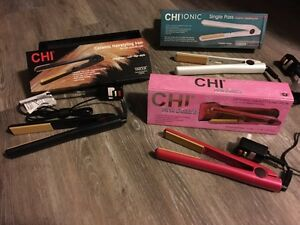 Chi hair straighteners - three color options, brand new in box