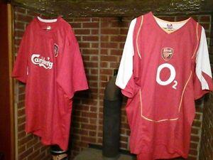 2-XXL Soccer Jerseys never worn