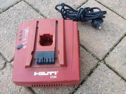 HILTI C 7/24 STANDARD CHARGE + 24V high capacity battery pack Yokine Stirling Area Preview