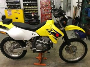 2007 SUZUKI DRZ400S $4399.  NICELY EQUIPPED FOR DUALSPORT RIDING