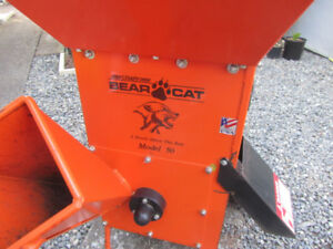 Crary Bear Cat Chipper/Shredder Model 70050