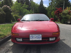 1991 Toyota MR2 TURBO North Shore Greater Vancouver Area image 5