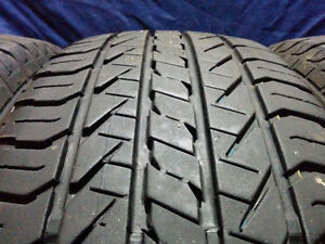 Good Set - 225/65/R17 - Good condition Tires 5 for $160