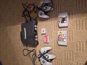 N64 system