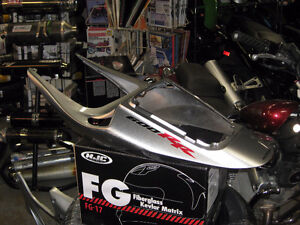 2005-2006 honda cbr-600rr rear tail fairing oem