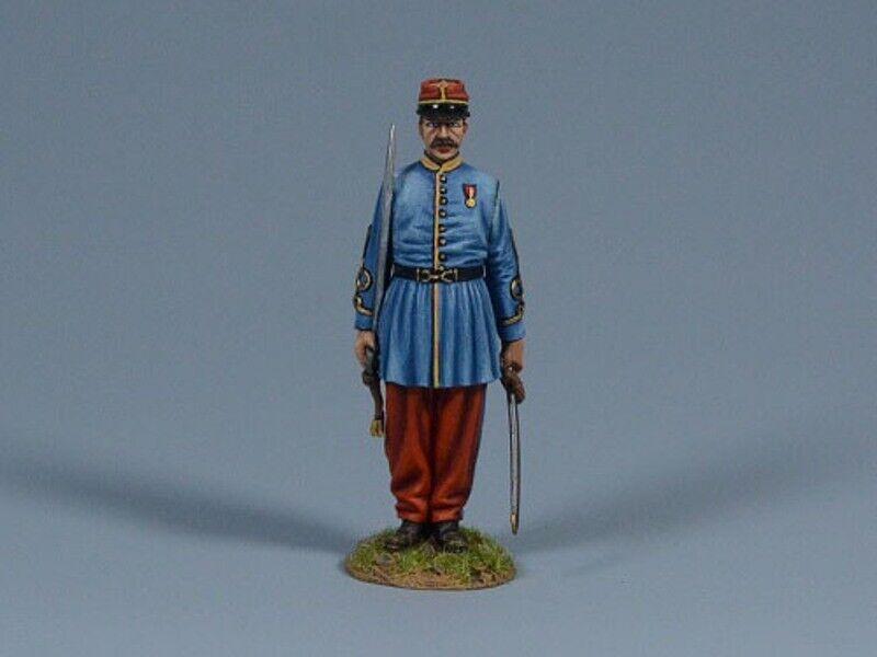 TEAM MINIATURES FRANCO PRUSSIAN WAR PFW-A6007 FRENCH ALGERIAN TIRAILLEUR OFFICER - $45.00