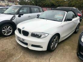 image for 2013 BMW 1 Series 2.0 118d Sport Plus Edition 2dr Convertible Diesel Manual