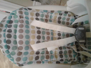 Deluxe Diner Reclining Feeding Seat, very clean/hardly used Kitchener / Waterloo Kitchener Area image 5