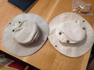 Tilley hats for sale, great condition