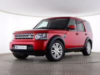 2013 Land Rover Discovery 4 3.0 SD V6 Panel Van 4x4 5dr