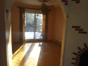House in Mercier for rent 1500$/month