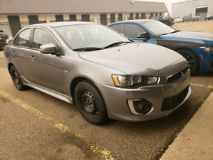 2017 lancer gts only 8000k on! Good for Investment