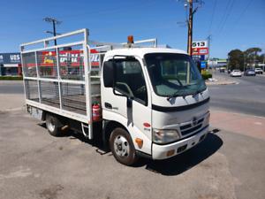 2007 Hino Truck diesel