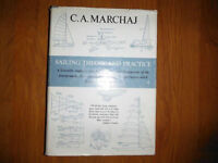 Sailing Theory & Practice by C. A. Marchaj  Yacht Design Rigging