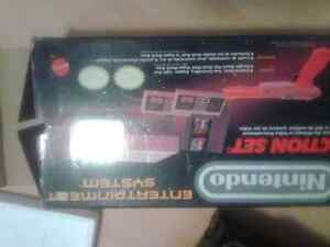 Original NES system in the box