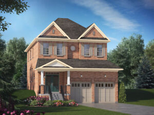 New Gorgeous 4 Bedrooms House for Rent in North Oshawa