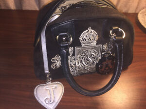 Royal Couture G&P III Juicy Couture Velour Velvet Bag Plush NEW