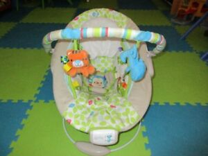 BOUNCER Seat for Infant,   LIKE NEW COND.  only $25.00