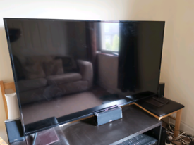 65 inch Linsar 4k TV (moving house)