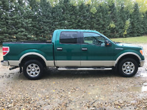 2009 Ford F-150 SuperCrew XLT Truck