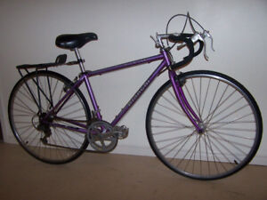 Used Bike:   BIANCHI with New Tires