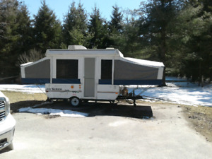 2010 Jayco 1007 Tent Trailer
