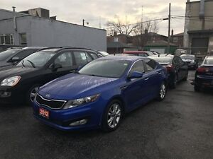 2012 Kia Optima EX Turbo at