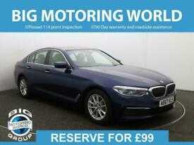 image for 2017 BMW 5 Series 520D XDRIVE SE Auto Saloon Diesel Automatic
