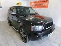 2010 Land Rover Range Rover Sport 3.0TD V6 auto SAT NAV **BUY FOR £100 A WEEK**