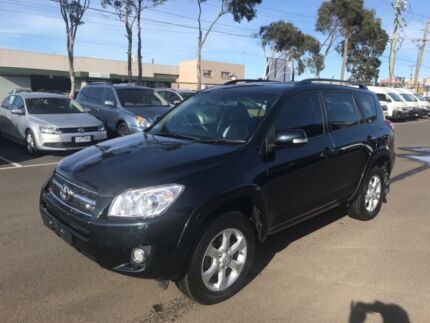2011 Toyota RAV4 Wagon Sunshine Brimbank Area Preview