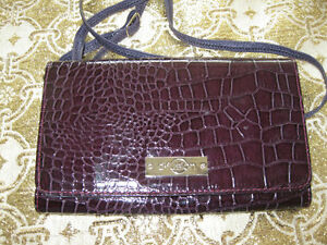 D-Fusion Deep Purple Purse