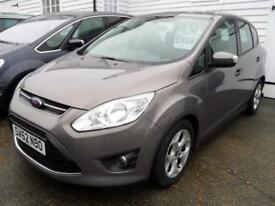 Ford C-MAX 1.6 (105ps) 2012 Zetec, EXCELLENT CONDITION, 6 MONTH WARRANTY.