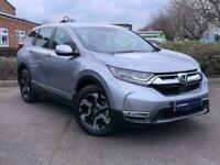 2019 Honda CR-V 2.0 i-MMD (184ps) 4WD SE Auto Station Wagon Petrol Automatic