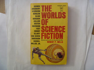 The Worlds Of Science Fiction - 1965 Paperback