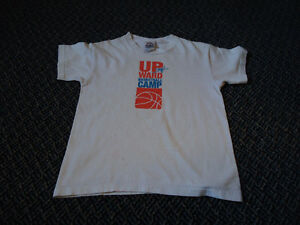 Boys Size 6 Short Sleeve Basketball T-Shirt Kingston Kingston Area image 1