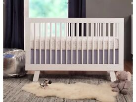 Babyletto convertible crib from the US - Eco conscious and good quality