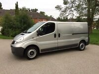 Vauxhall Vivaro LWB. Same as Renault Trafic. 2900. 115bhp. 2.0cdti. LOW mileage. 29k. NO VAT.