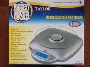 New, unused. Digital food scale. Tested & works perfect.