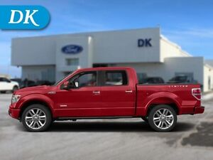 2013 Ford F-150 Platinum LOADED! EcoBoost Max Tow, all the toys!