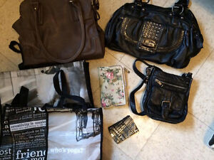 Purses, Wallet, and Bags