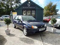 Ford Fiesta 1.3I FLIGHT (blue) 2001