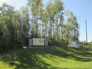 Acreage Lot in Muir Lake Heights