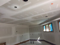 Drywall Finishing Work